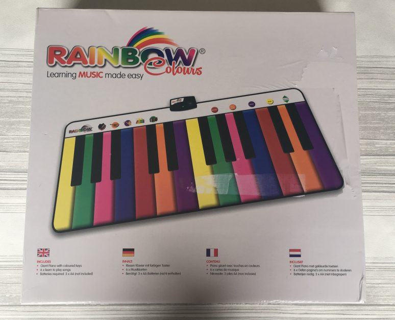 Giant Piano Mat Review Twin Mummy And Daddy