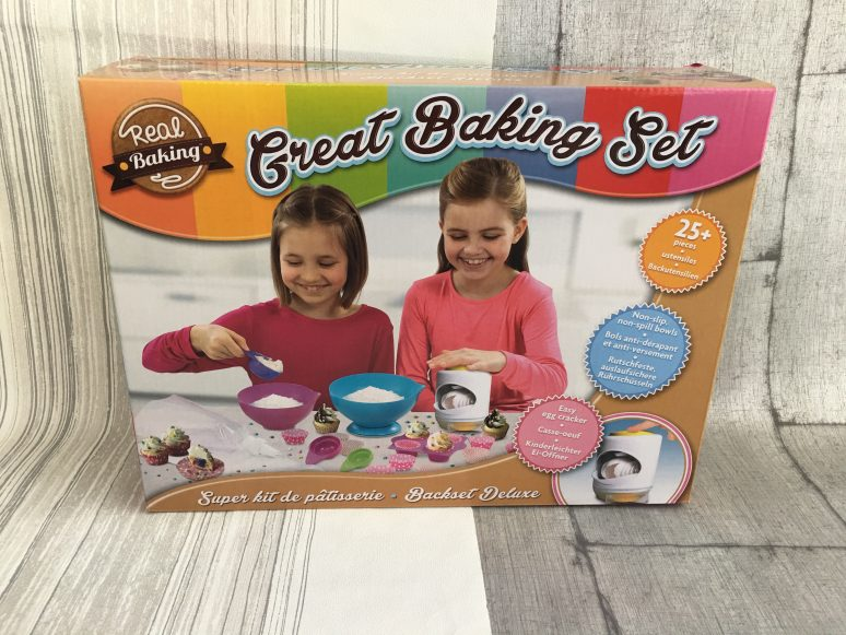 Great Baking Set