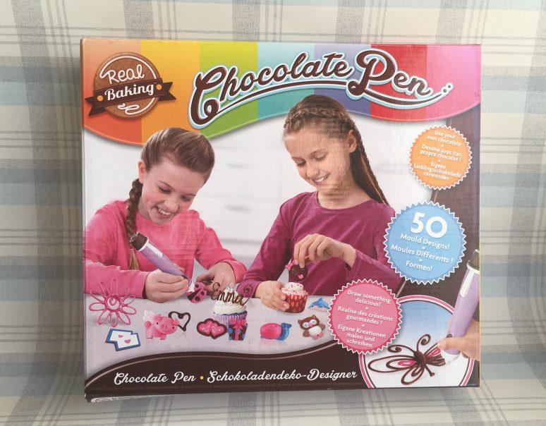 Vivid Baking Chocolate Pen