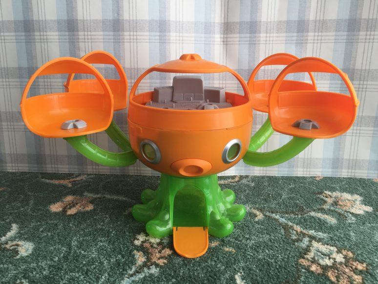 Octonauts Sea-Slimed Playset
