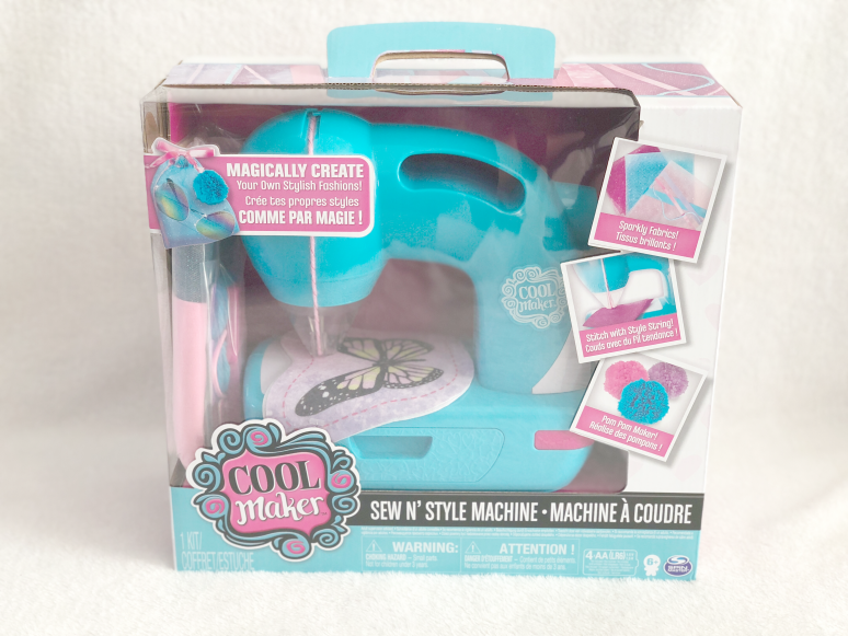 Cool Maker Sew N\' Style Machine Review - Twin Mummy and Daddy