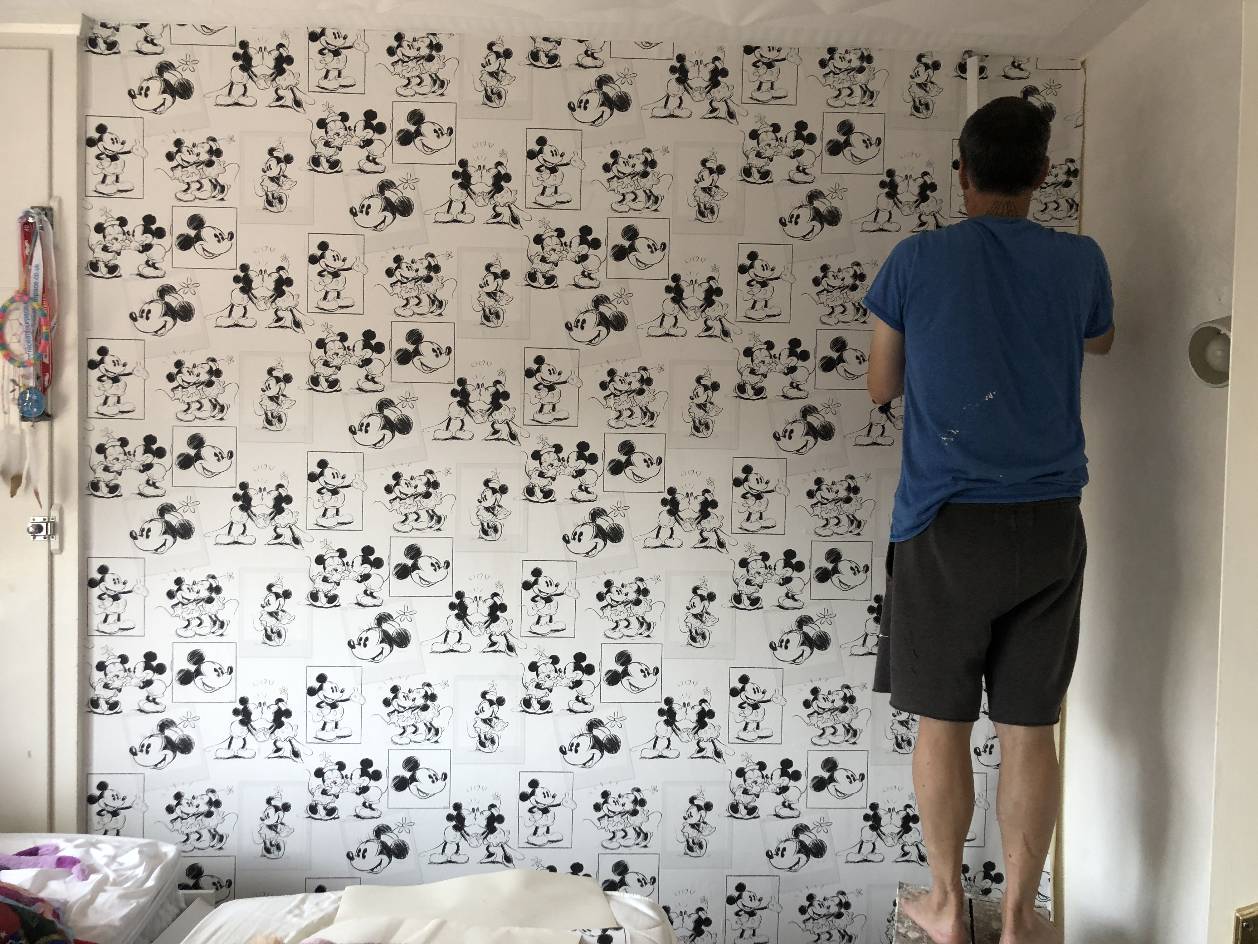 Disney Bedroom Makeover - Twin Mummy and Daddy